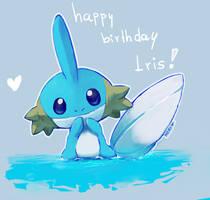 happy birthday Iris! by KoriArredondo
