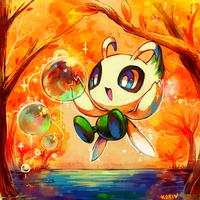 Time traveler pokemon by KoriArredondo