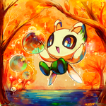 Time traveler pokemon