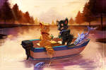 :C: Fishing for Trouble