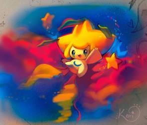 Starry night by KoriArredondo
