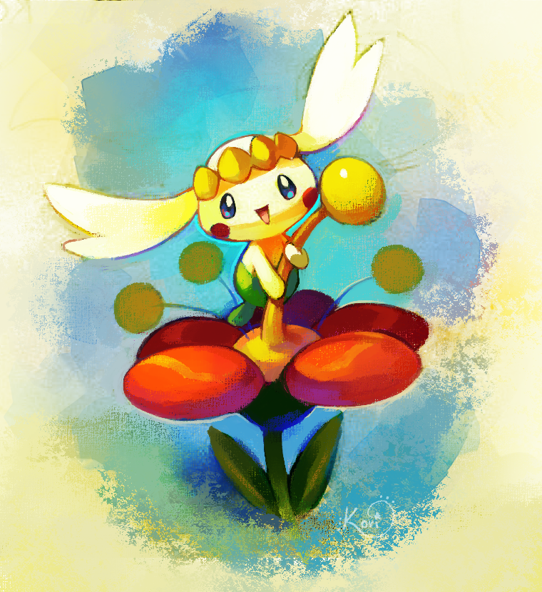 flabebe pokemon shiny - 760×830