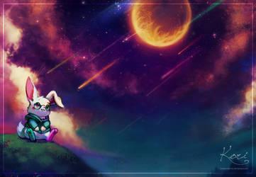 :C: Starlight Gaze by KoriArredondo