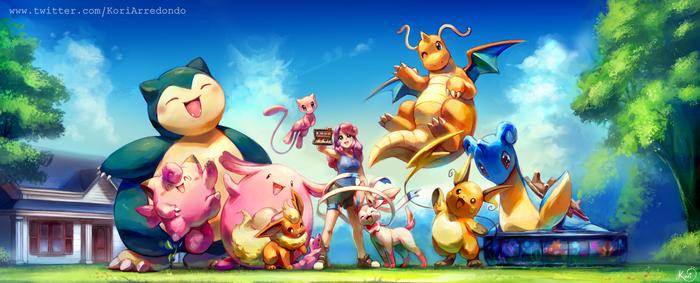 Team by KoriArredondo