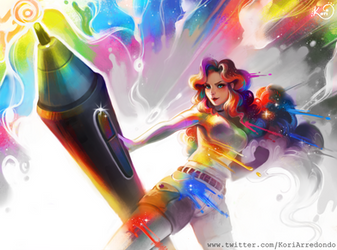 ART TIME! by KoriArredondo