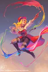 Magic Paint by KoriArredondo