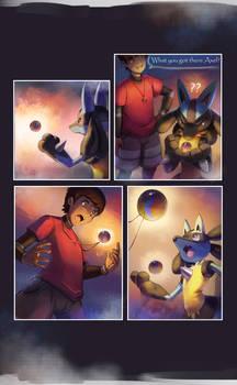 Mega Evolution page 1