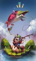 fishing !