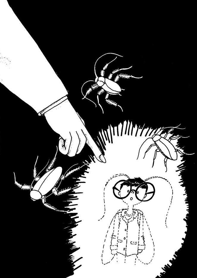 cucaracha by Foxlady85