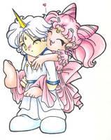 Cuties together by kishokahime