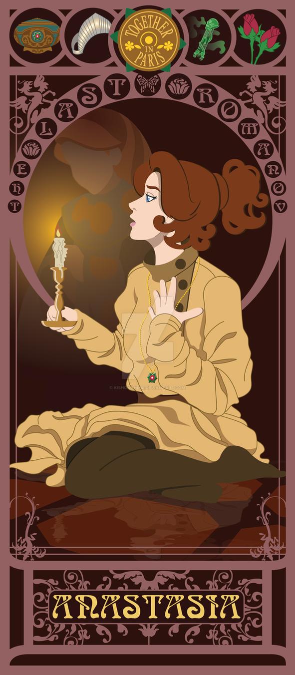 Anastasia Nouveau by kishokahime