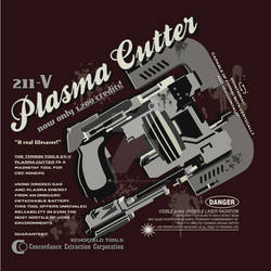 Dead Space - Plasma Cutter Ad