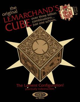 Lemarchand's Cube - Hellraiser