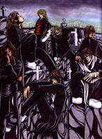The Seven by kishokahime