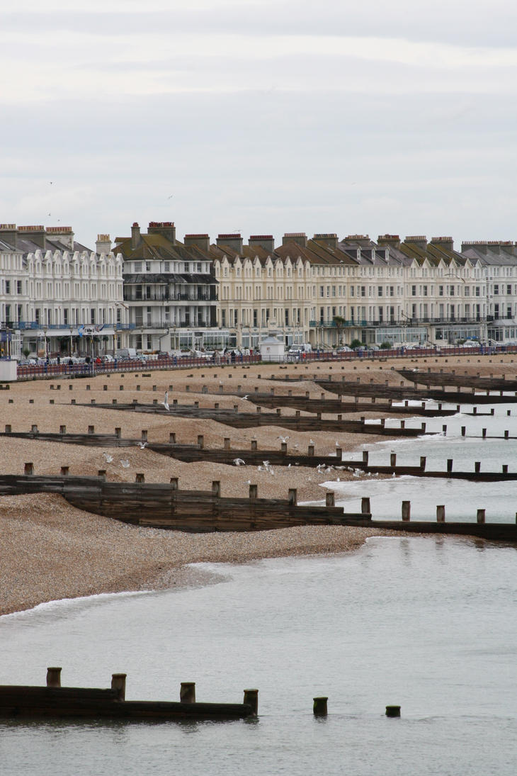 Seaside Row by KingsRansom