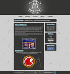 Web Design and Production by BlueBearGFX