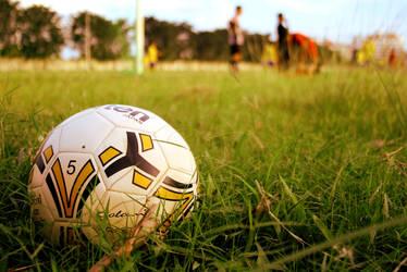 soccer ball by NyOng-NyoNg