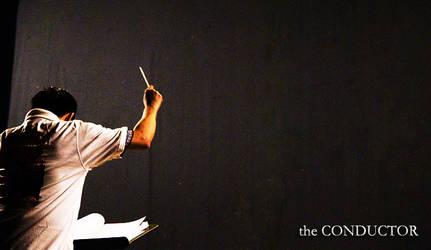 The Conductor by NyOng-NyoNg