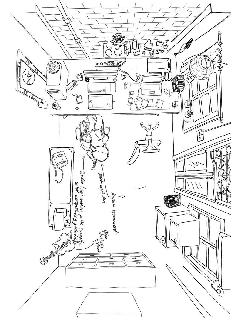 DI room by NyOng-NyoNg
