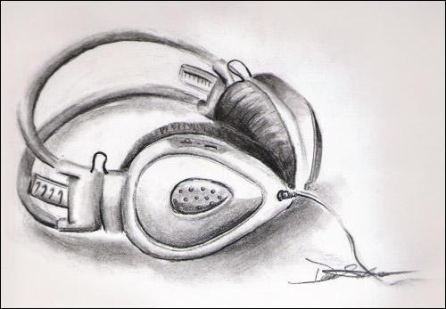 Headphones by mynamewontfitin