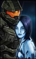 Cortana by Misinformedninja