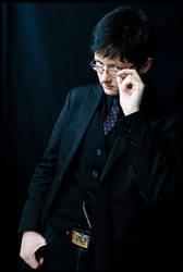 One classy dude by pyro-jackk