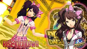 [MMD] [P4D] Rise Kujikawa - Idol Costume DOWNLOAD by SakuraMIZ