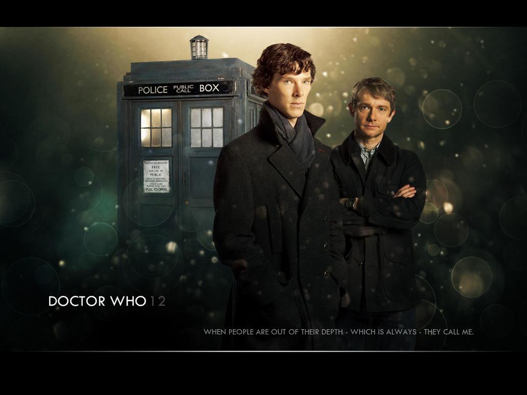 Doctor Sherlock by drksde