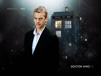 Doctor Who 12 - Peter Capaldi by drksde