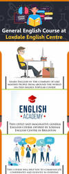 General English Course at Loxdale English Centre by Loxdaleenglish