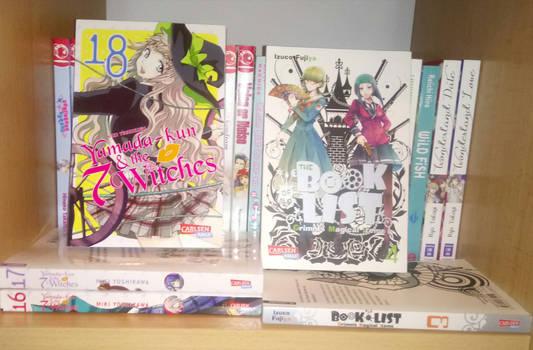 Manga Update September 03