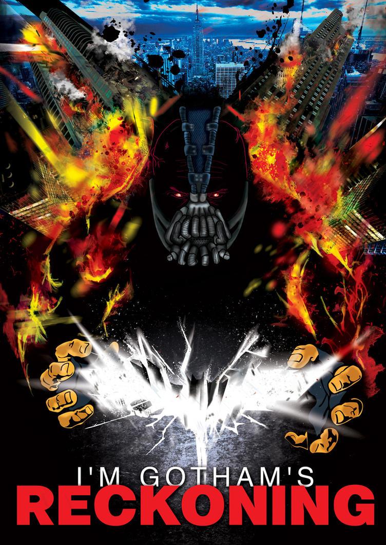 Bane - I'm gotham's reckoning by jvgce