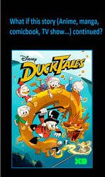 What if DuckTales continued