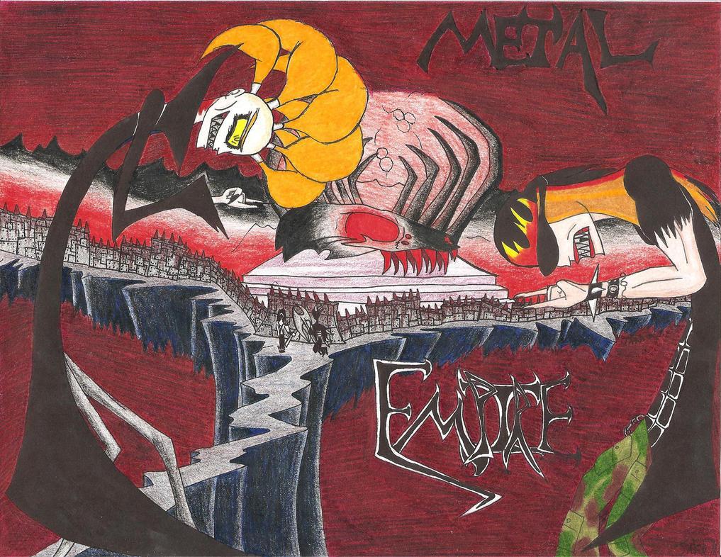 Metal Empire by WarriorCheetah