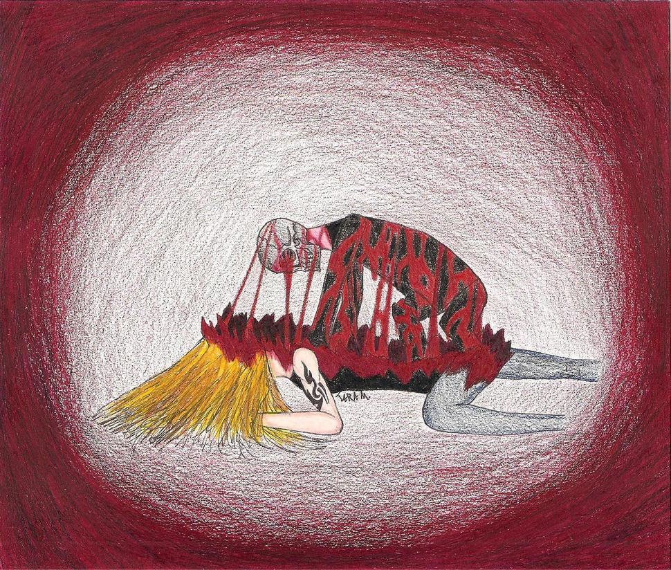 Shedding Dreams by WarriorCheetah
