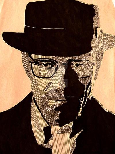 Heisenberg by WarriorCheetah