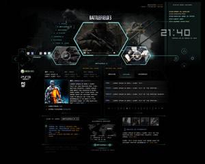 Battlefield website
