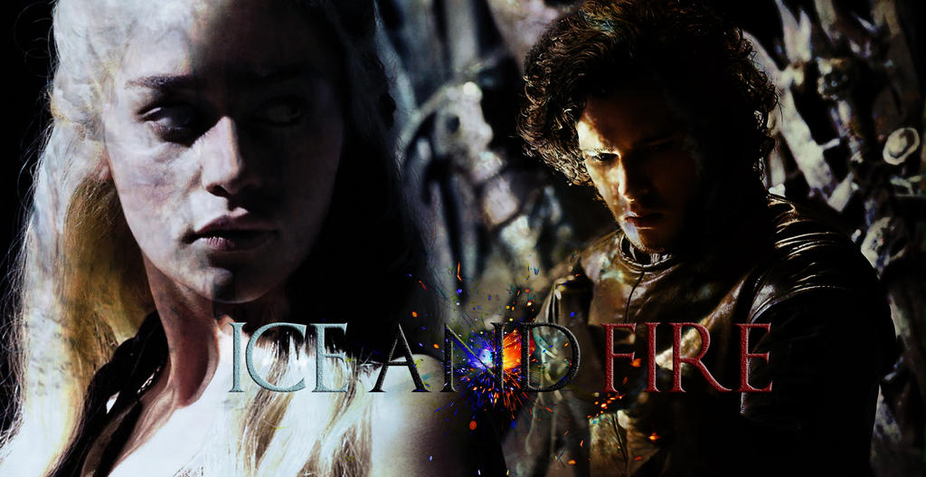 Game of Thrones (Daenerys Targaryen x Jon Snow) by ...