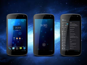 Galaxy Nexus Tablet Hybrid