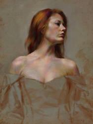 Lady Sophia by ClintCearley