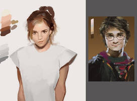 Potter Studies 2 by ClintCearley