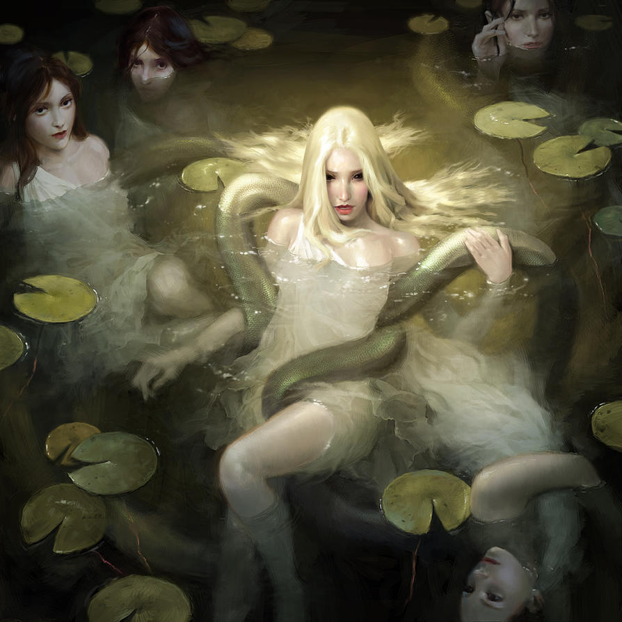 The Naiads by *Damascus5