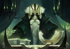 Demon Cult Priest - MTG