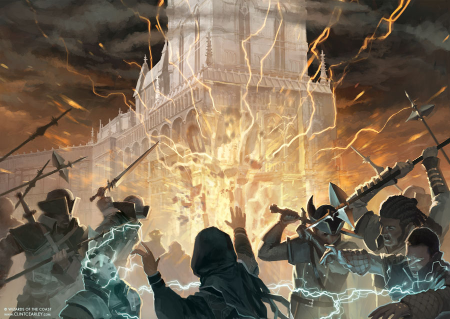 Rite of Ruin - MTG by ClintCearley