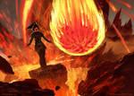 Volcanic Geyser - MTG