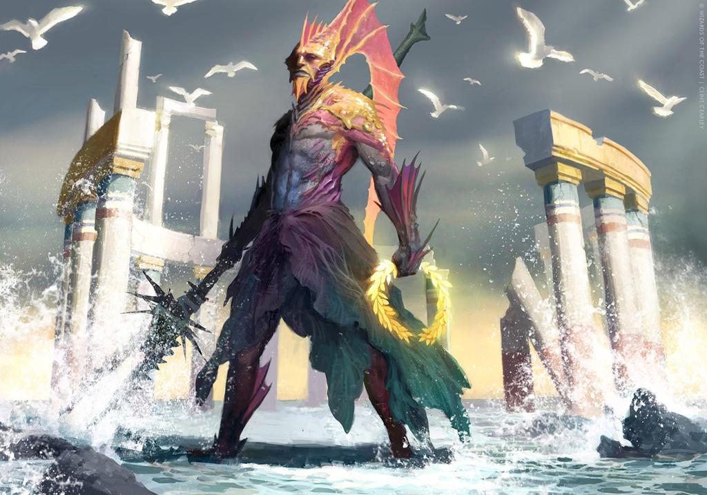 Triton Fortune Hunter - MTG