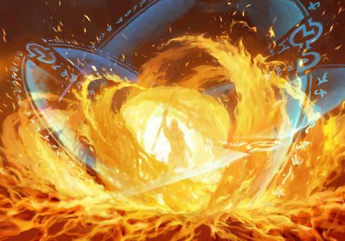 Fated Conflagration - MTG