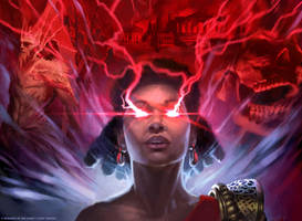 Epiphany Storm - MTG by ClintCearley
