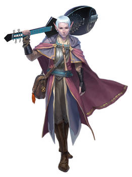 Bard - Dungeons and Dragons