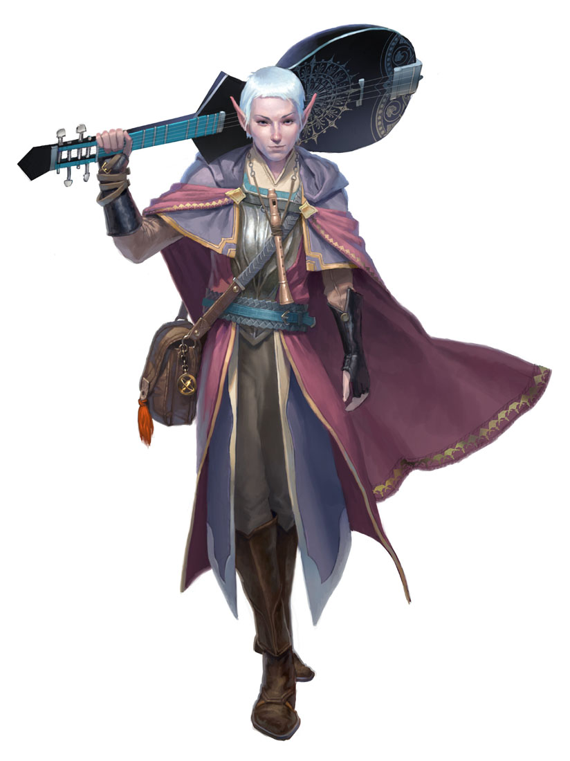 D&D related) So After Reading Jhin's Q&A I realized